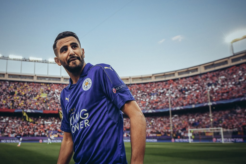 Riyad Mahrez expects Leicester to honour their agreement to let him leave