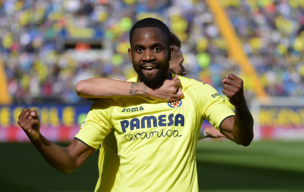 The in-form Bakambu can cause some problems for Barca. (Photo courtesy - Jose Jordan/AFP/Getty Images)