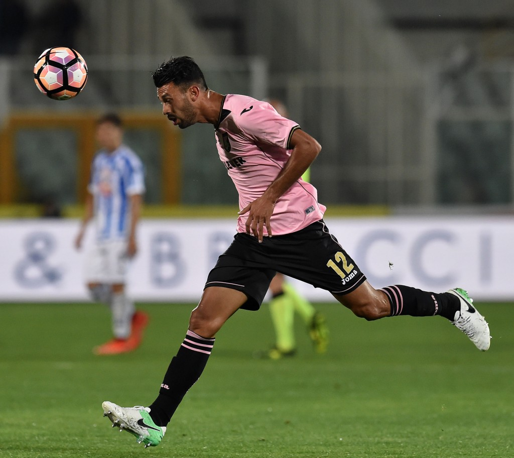 Will Palermo manage to restrict the visitors to a draw or even a loss? (Photo by Giuseppe Bellini/Getty Images)