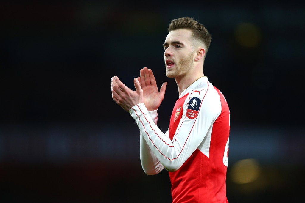 Has Chambers played his last game for Arsenal? (Photo courtesy - Paul Gilham/Getty Images)