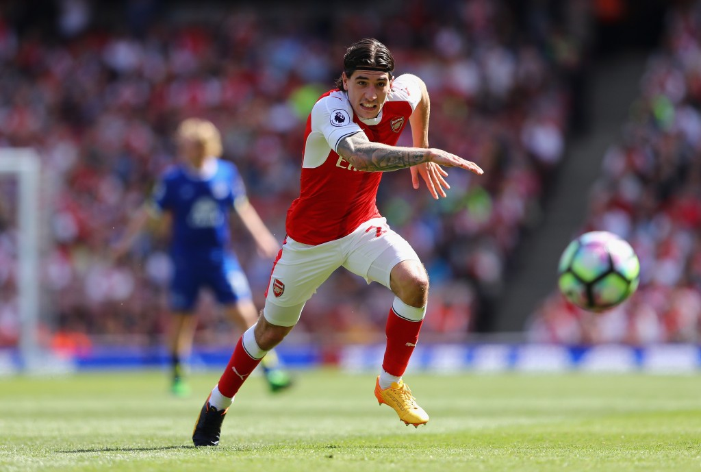 Will Bellerin make a return back to Camp Nou? (Photo courtesy - Clive Mason/Getty Images)