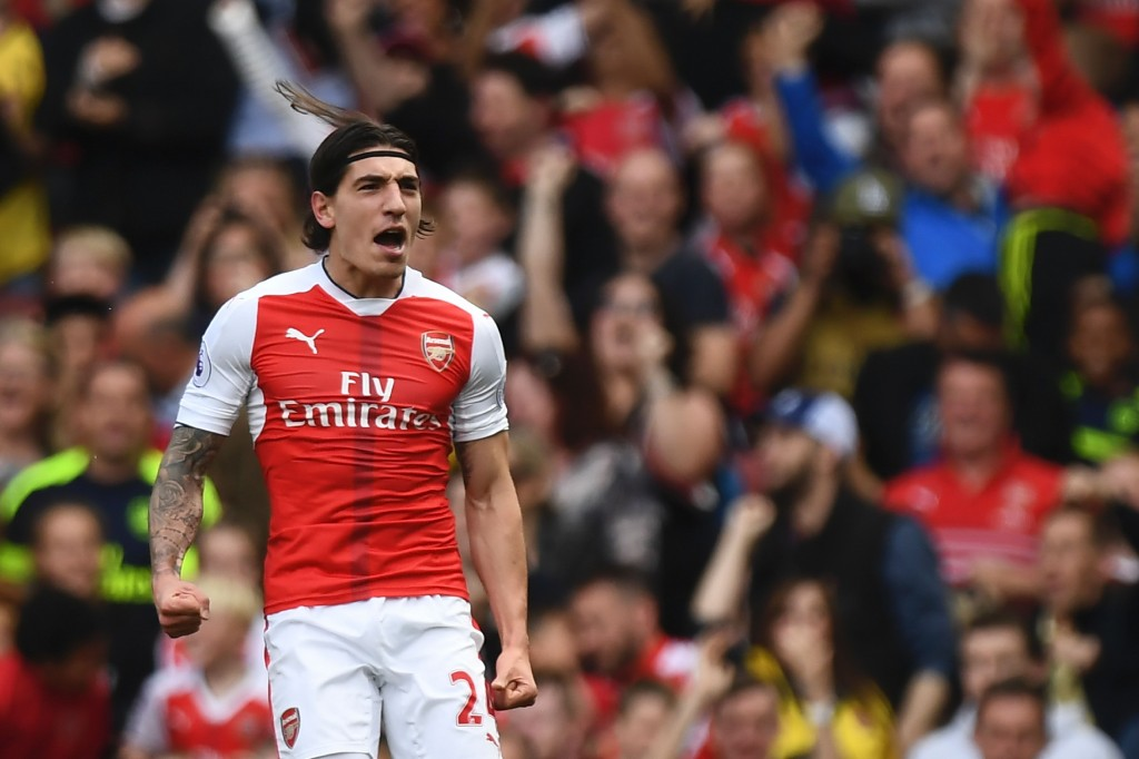 Barca fail in tapping up Hector Bellerin. Arsenal show their new strength….