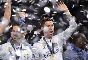 Real Madrid thrash Juventus 4-1 to retain the Champions League trophy [Best Tweets]
