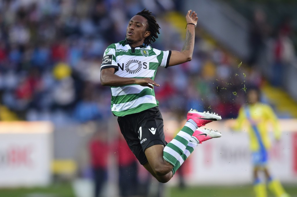 Manchester United 'join Gelson Martins race'