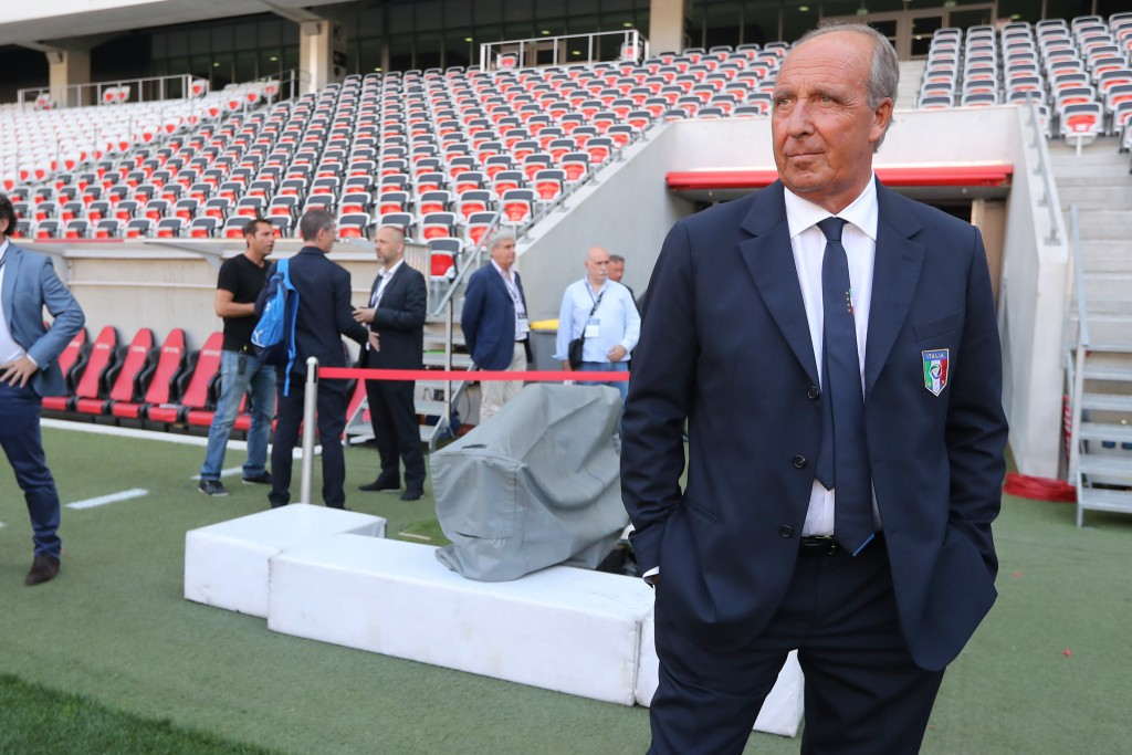 Italy were too enthusiastic against Liechtenstein - Giampiero Ventura