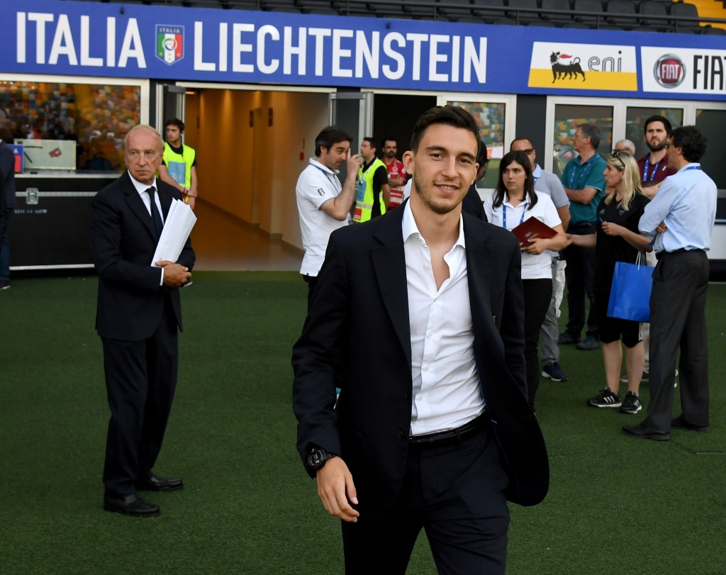 Set for a return to Italy? (Photo courtesy - Claudio Villa/Getty Images)
