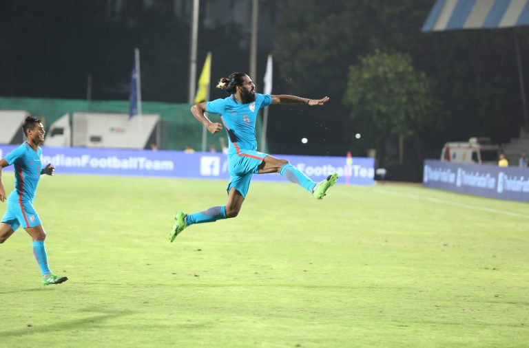 Sandesh Jhingan has emerged as the leader in Indian defense