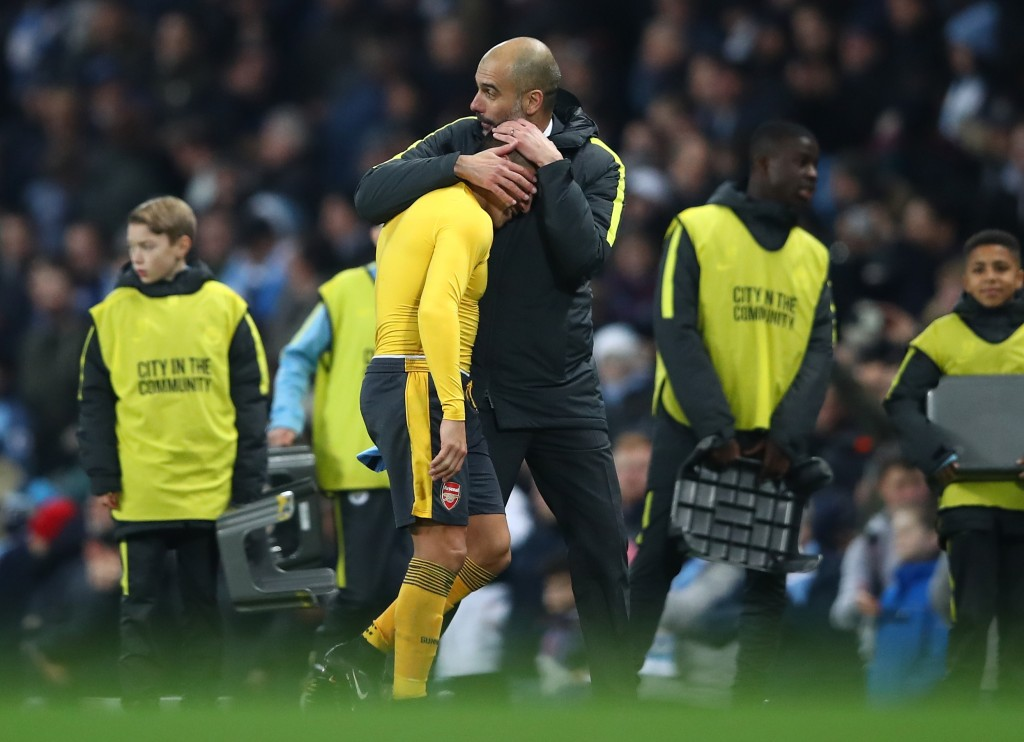 Set to be reunited with Pep Guardiola? (Photo courtesy - Clive Brunskill/Getty Images)