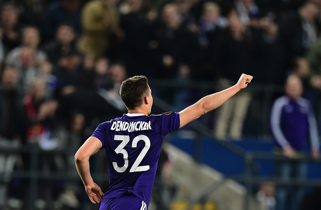 Will Dendoncker seal a dream move to the Premier League? (Photo courtesy - Emmanuel Dunand/AFP/Getty Images)