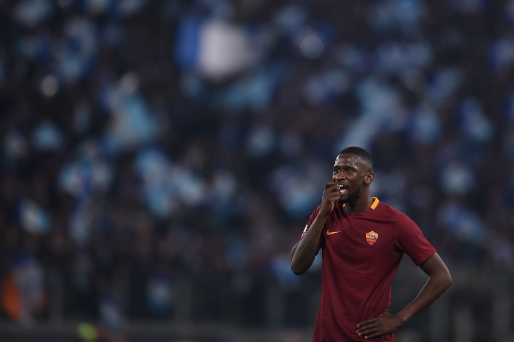 Set to don the famous Roma strip again? (Photo by Filippo Monteforte/AFP/Getty Images)
