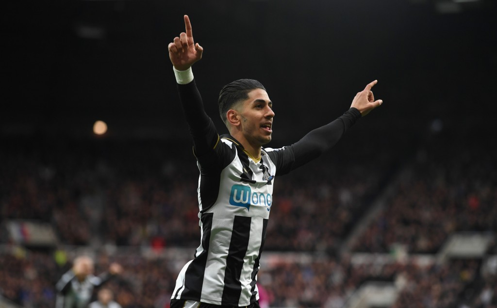 Committed to Newcastle's cause. (Photo courtesy - Stu Forster/Getty Images)
