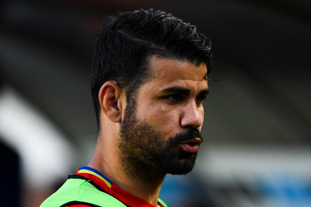 Does Costa still have a future at Chelsea? (Photo courtesy - David Ramos/Getty Images)
