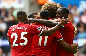 Swansea City 0-4 Manchester United: Jose Mourinho's men firmly on top after another four-goal salvo [Best Tweets]