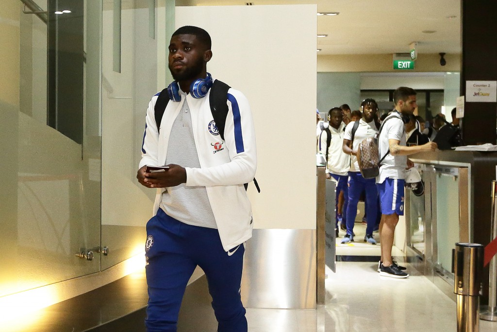 A former Chelsea winger, is Boga set to return to the Premier League? (Photo by Suhaimi Abdullah/Getty Images for ICC)