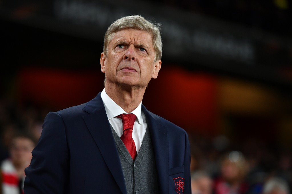 Things are starting to look up for Wenger & co. (Picture Courtesy - AFP/Getty Images)