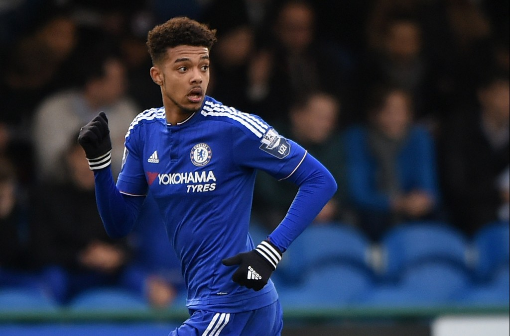COBHAM, ENGLAND - MARCH 15: Jake Clarke-Salter of Chelsea in action during the UEFA Youth League quarter final match between Chelsea and Ajax at Chelsea Training Ground on March 15, 2016 in Cobham, England. (Photo by Tom Dulat/Getty Images).