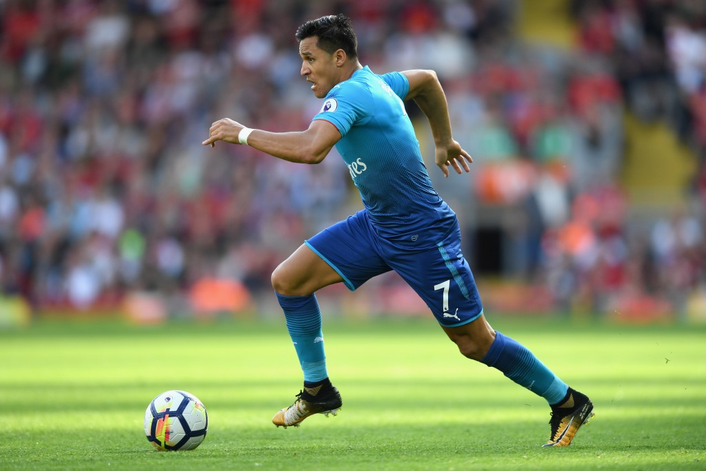 Arsenal fans will be hoping to see Alexis return with a bang. (Picture Courtesy - AFP/Getty Images)