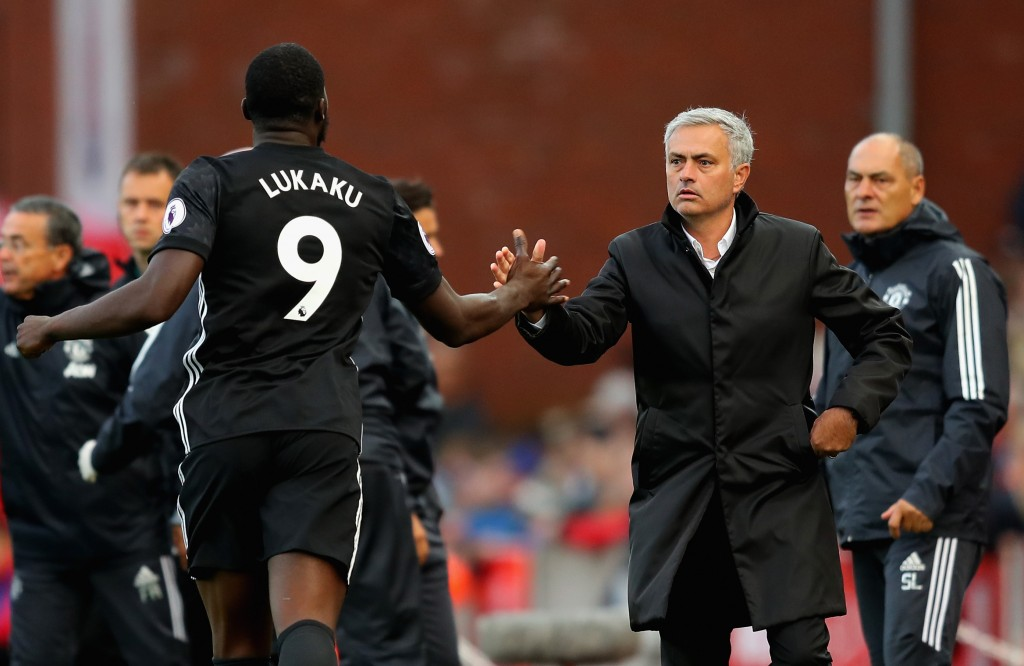 Lukaku and Mourinho - a Match made in Manchester? (Picture Courtesy - AFP/Getty Images)