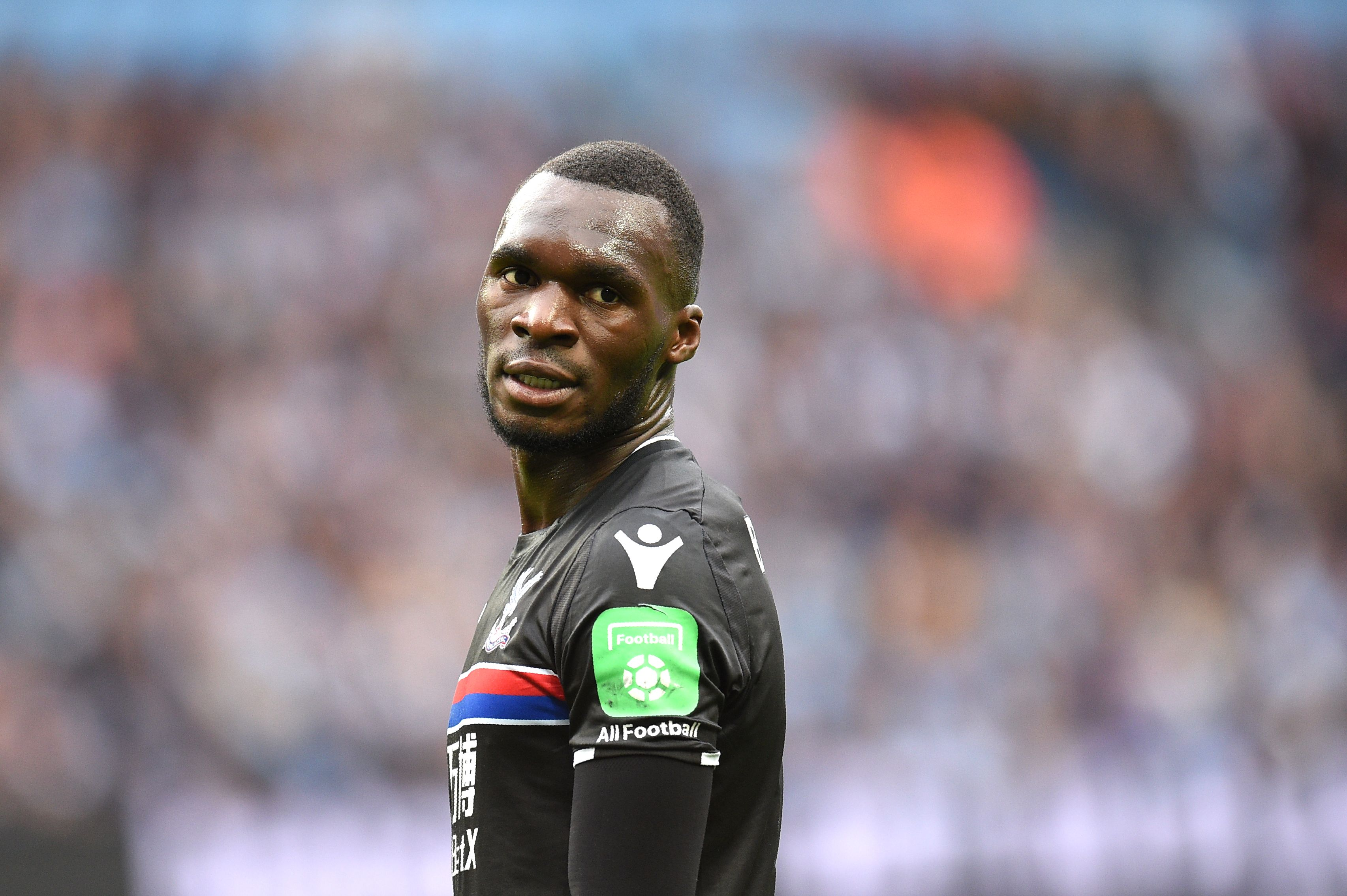 No Benteke tomorrow. (Photo courtesy - Oli Scarff/AFP/Getty Images)