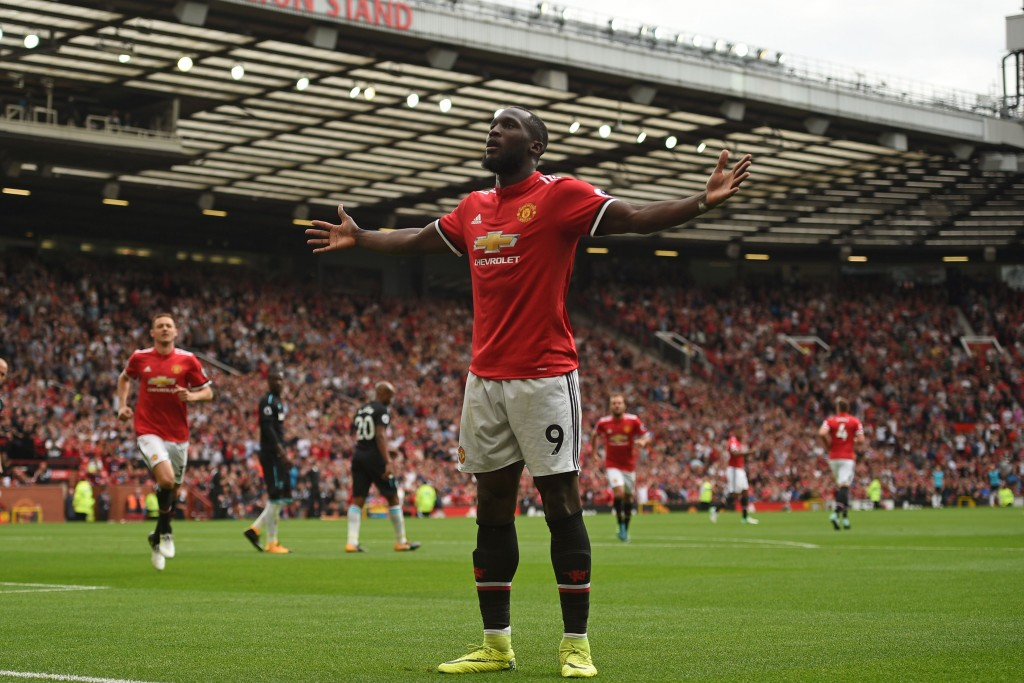 Lukaku meshed in quickly with the other Devils. (Picture Courtesy - AFP/Getty Images)