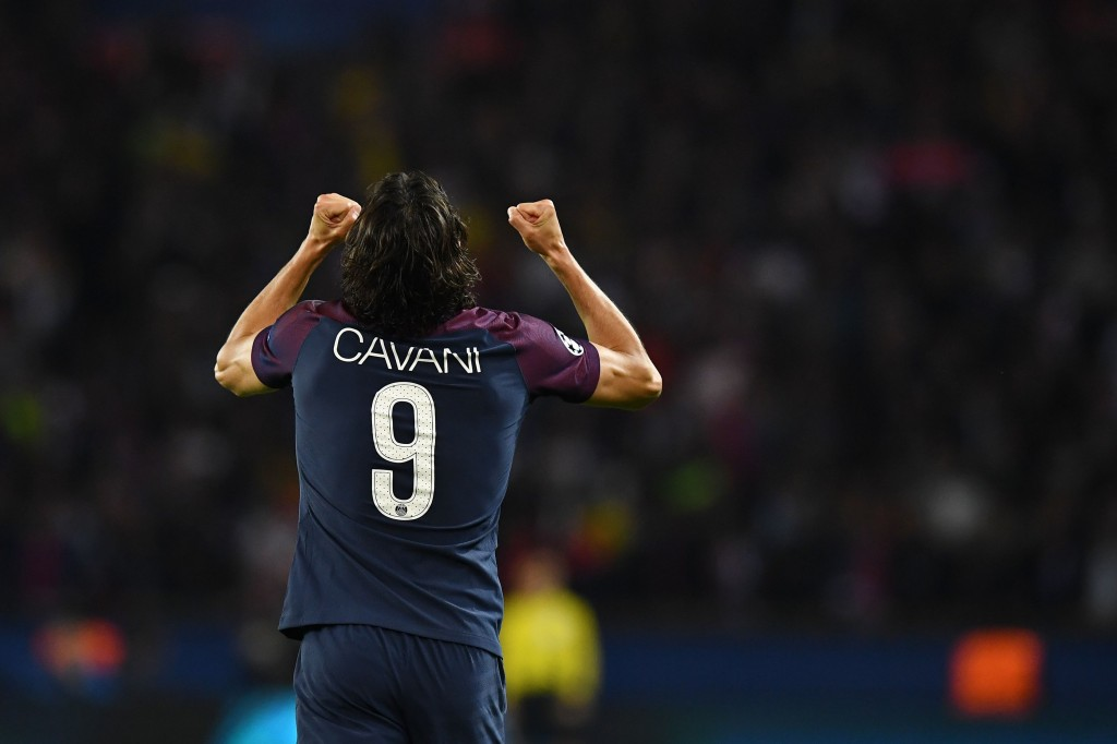 Will it be Atletico Madrid or Chelsea for Cavani? (Photo courtesy - Franck Fife/AFP/Getty Images)