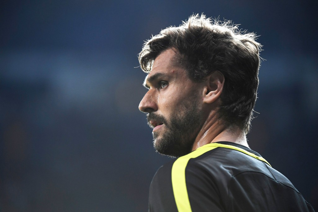 Will Llorente prove to be a reliable backup? (Photo courtesy - Gabriel Bouys/AFP/Getty Images)