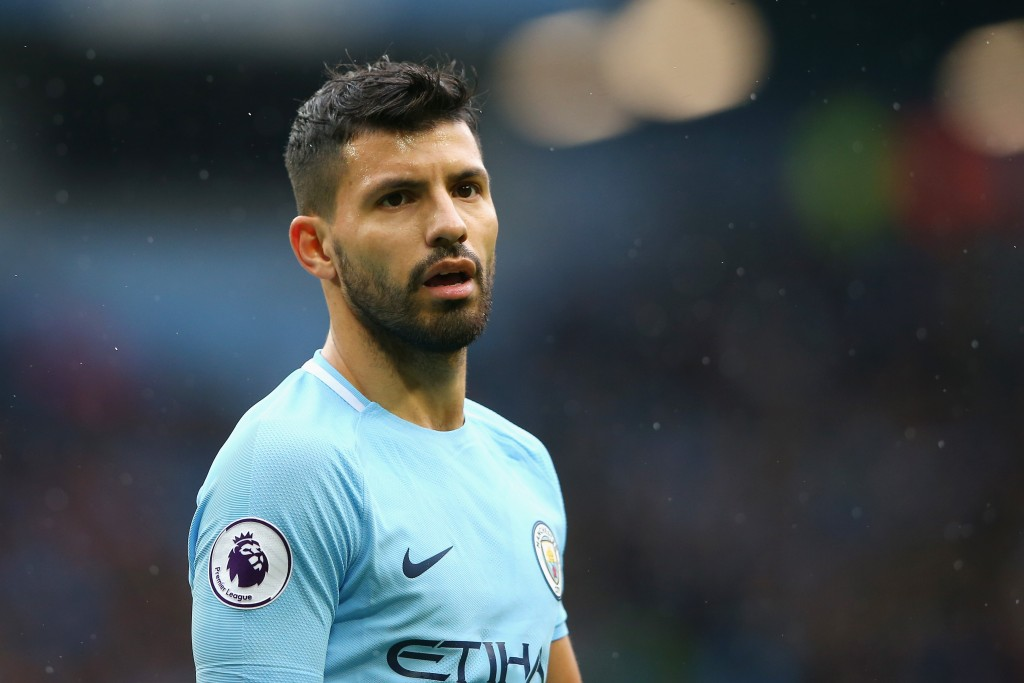 Will Aguero fire City to a turnaround? (Photo courtesy - Alex Livesey/Getty Images)