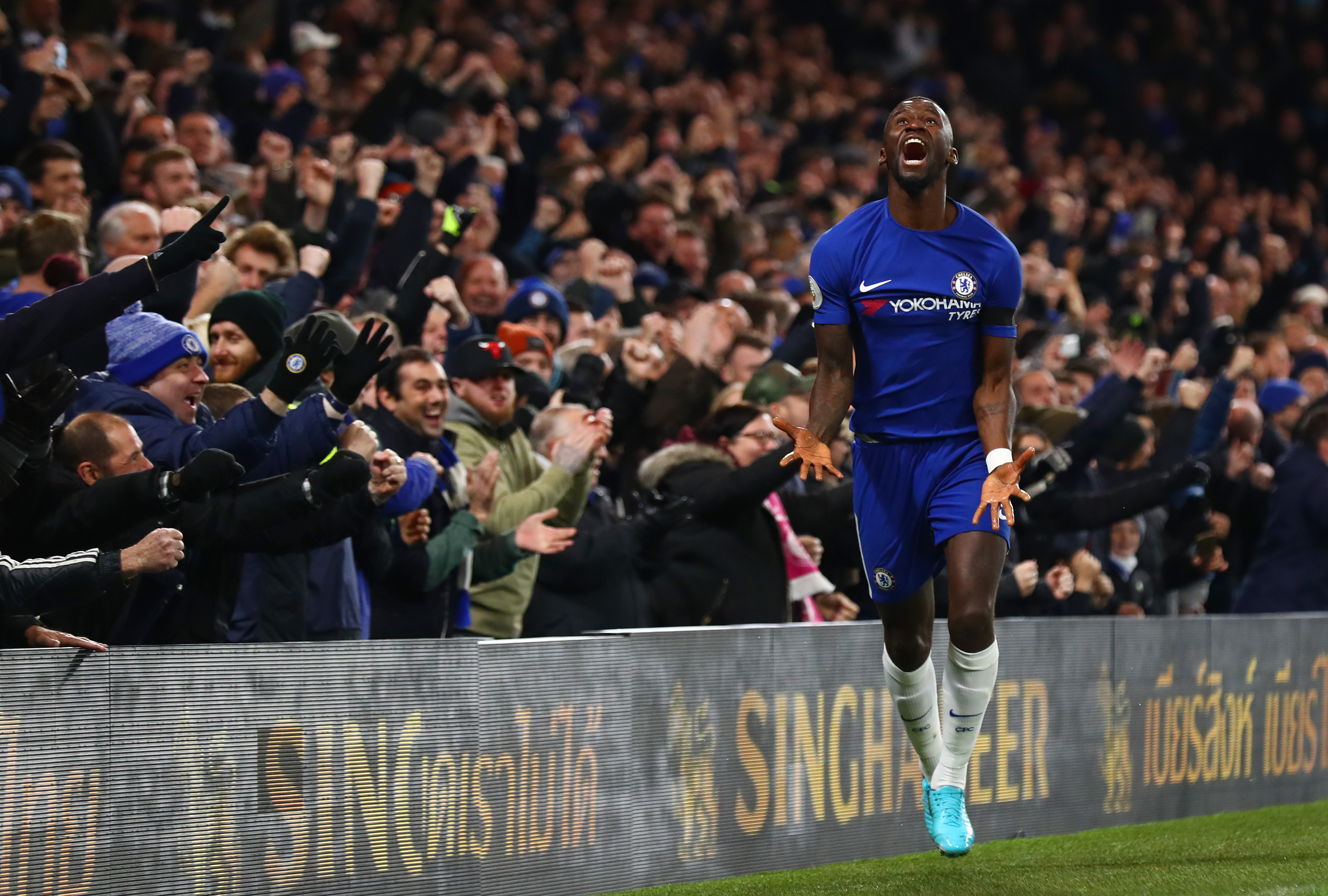 Massive boost for Thomas Tuchel as German international Antonio Rudiger remains keen to stay on at Chelsea beyond the summer of 2022