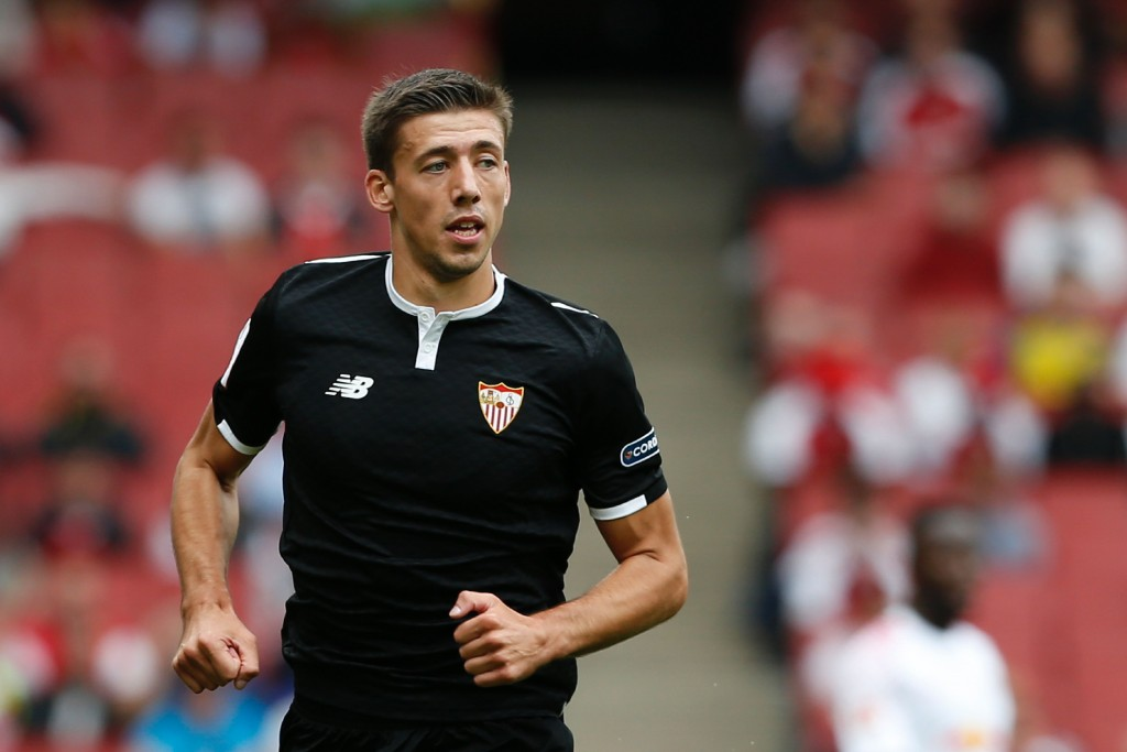 Could Lenglet be turning out for Sevilla once again? (Photo by Ian Kington/AFP/Getty Images)