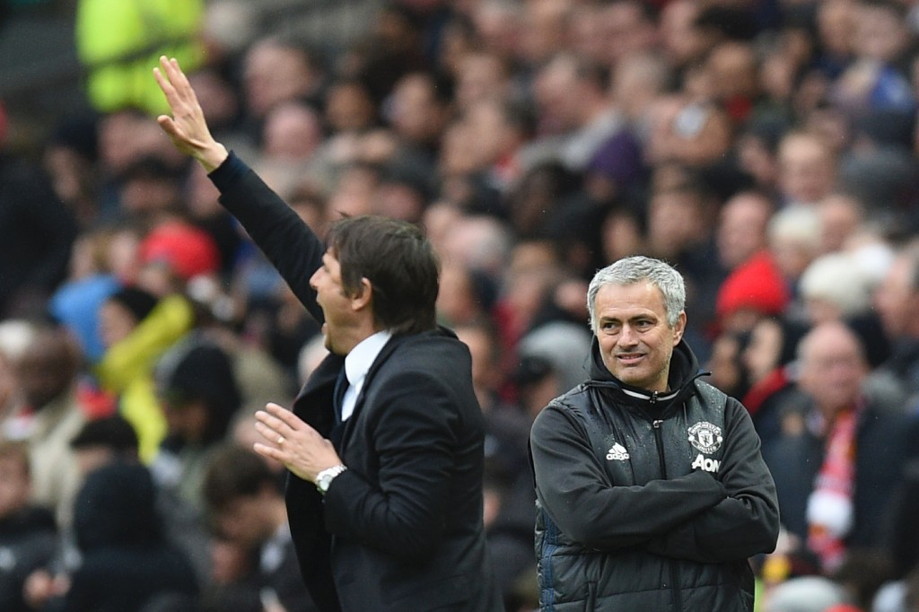 Will Mourinho's bus make another stop at Chelsea or will it ram into the Bridge? (Picture Courtesy - AFP/Getty Images)