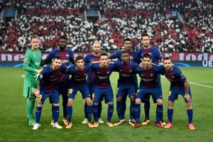 Barcelona Player Ratings vs Olympiacos: Lionel Messi & co held to a shock goalless draw in Greece
