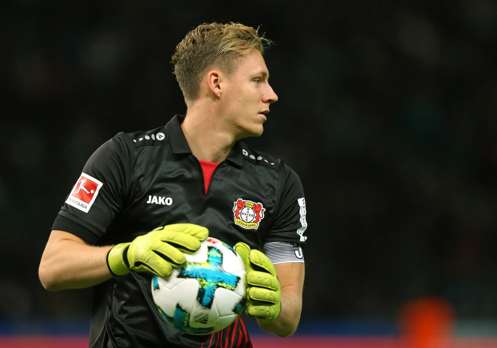 Leno has been told he is not wanted at Bayer (Photo by Matthias Kern/Bongarts/Getty Images)
