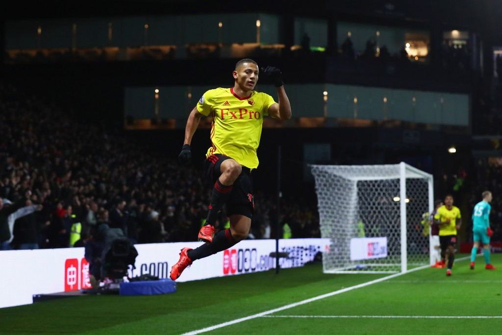 What will it be for Richarlison? (Photo courtesy - Clive Rose/Getty Images)