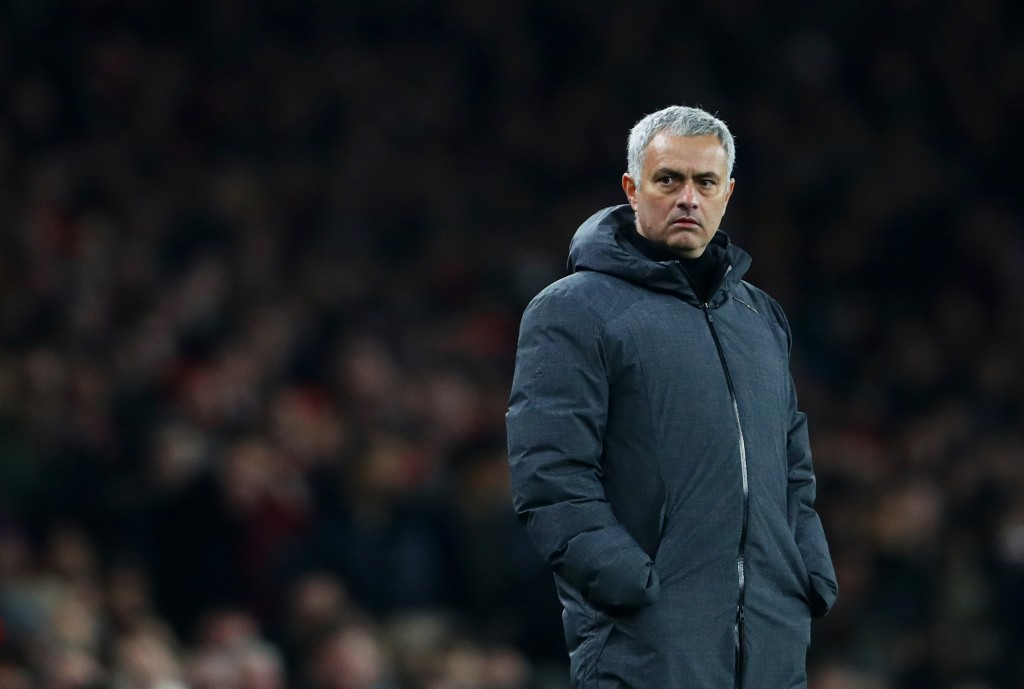 Mourinho masterclass incoming? (Picture Courtesy - AFP/Getty Images)