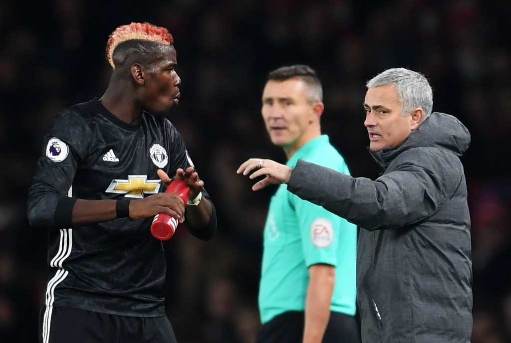 Man Utd set price for Pogba sale