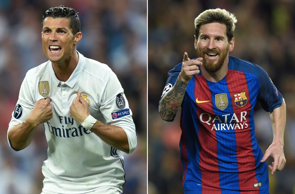 A Clasico without Ronaldo and Messi (Photo credit should read LLUIS GENE/AFP/Getty Images)