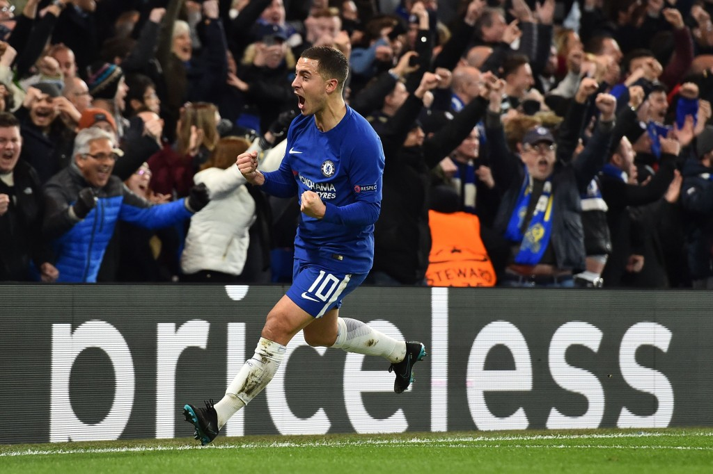 Priceless for Chelsea at the moment (GLYN KIRK/AFP/Getty Images)