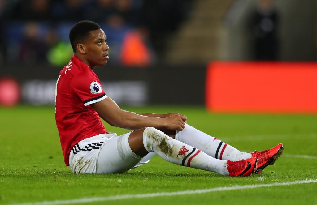 No guarantees for Anthony Martial