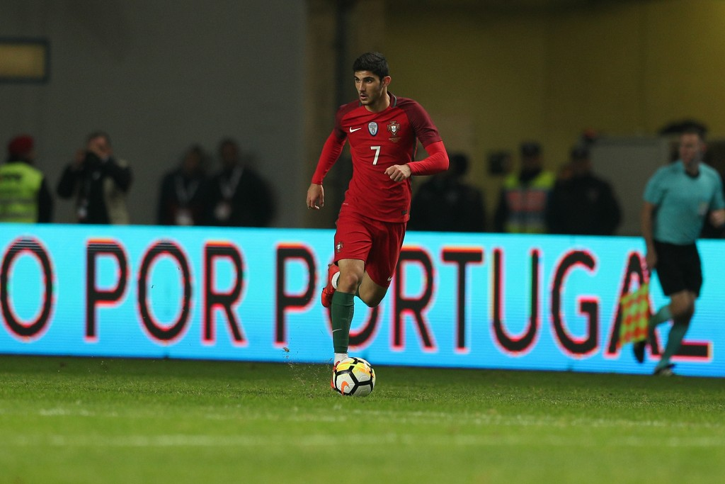 Portugal's man in form, Goncalo Guedes (Photo: Carlos Rodrigues/Getty Images)