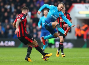 Arsenal Player Ratings vs AFC Bournemouth: Cherries come back to beat lacklustre Gunners