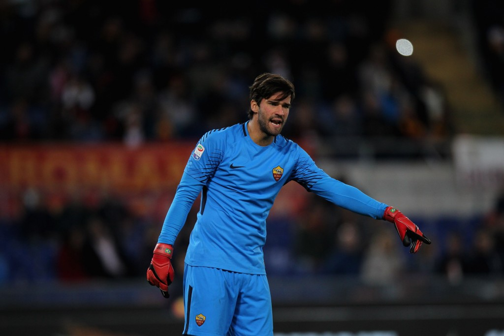 Liverpool or Real Madrid for Alisson? (Photo courtesy - Paolo Bruno/Getty Images)