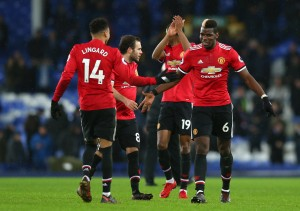 Everton 0-2 Manchester United: Second half blitzkrieg ensures comfortable win [Best Tweets]