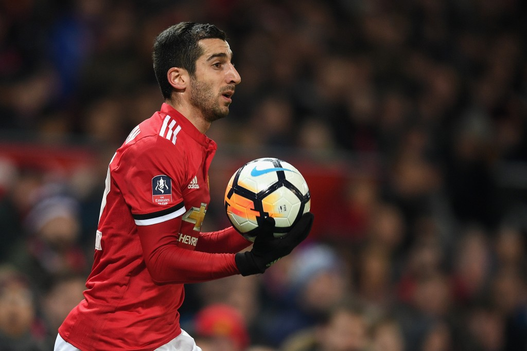 Arsenal new boy Mkhitaryan has dig at Mourinho after Man Utd exit