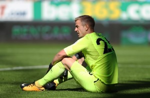Is Joe Hart's England Career All But Over?
