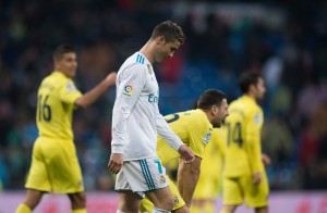 Real Madrid Player Ratings vs Villarreal CF: Ronaldo and Bale fail to inspire lacklustre champions in another shock defeat