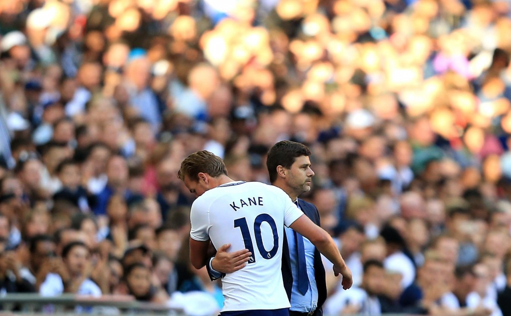 Can Kane Poch up the Manchester City defence? (Picture Courtesy - AFP/Getty Images)