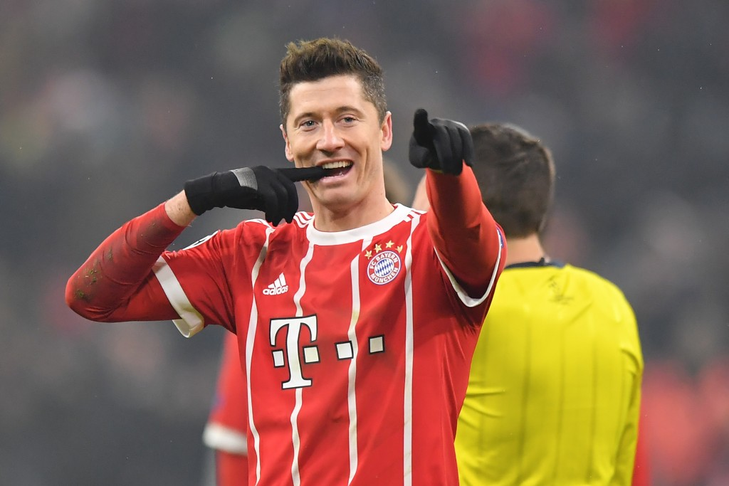 Lewandowski: Madrid Yet To Make Contact