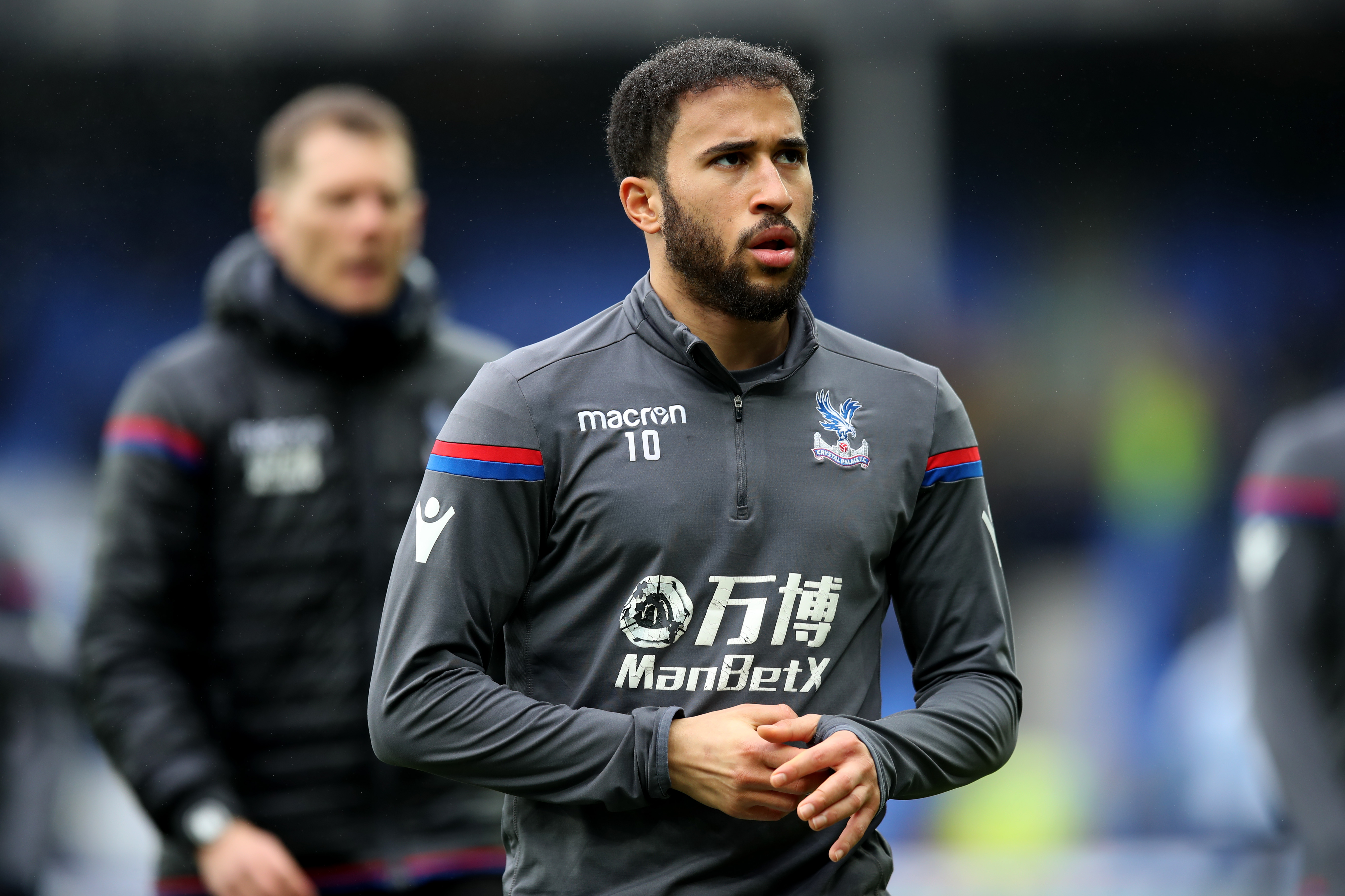 Townsend on the verge of joining Everton (Photo courtesy - Steve Welsh/Getty Images)