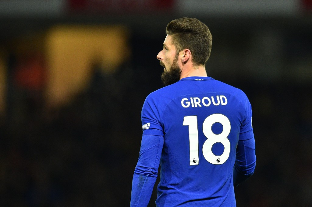 Giroud Reveals Players Chelsea Must Keep At All Cost