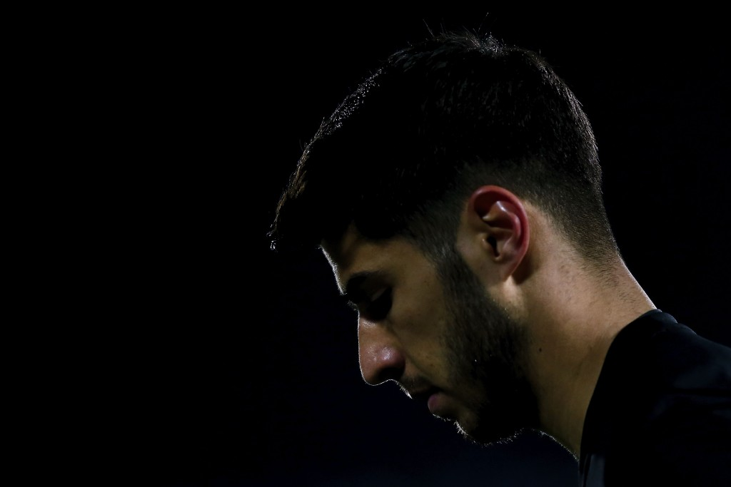 Asensio has not had the best of times lately at Real Madrid. (Photo by Gonzalo Arroyo Moreno/Getty Images)